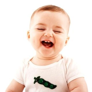 Laughing-baby